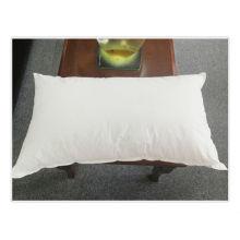 Baixo macio 100% poliéster cama travesseiro