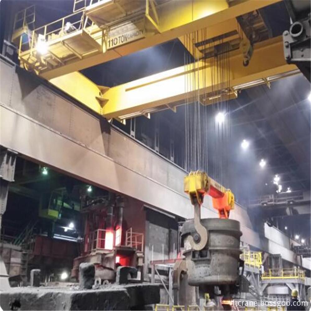 Steel Meltshop Ladle Lifting Hook-LT