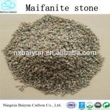 Meistverkaufte hochwertige Maifanite Filtermedien zur Wasserreinigung / medizinischer Stein
