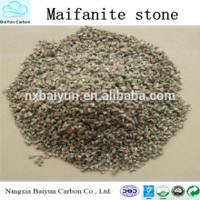 Best selling high quality maifanite filter media for water purification /medical stone