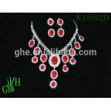 El estilo europeo y americano collar de yiwu diferentes estilos de collar de estilo asiático collar