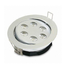 LED SY Downlight Power LED 6X1W