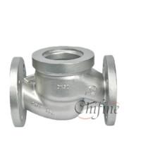 Produits moulés de corps de valve d'OEM avec l'acier inoxydable