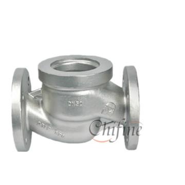 OEM-Ventilkörper-Gussprodukte mit Edelstahl
