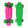 PVC Wheels Small Plastic Mini Penny Skate Board