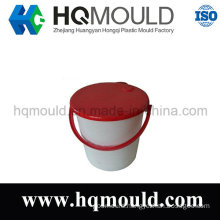 Plastic Bucket with Cover/Injection Mould