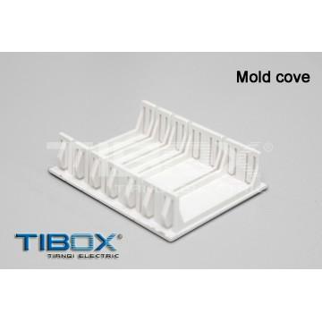 Tibox Neueste Plastikabdeckung für MCB Kasten (Wand-Einfassung)