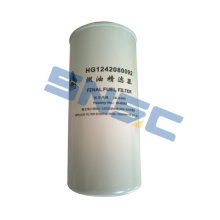 Sinotruk Engine Parts HG1242080092 Oil Filter SNSC