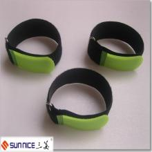 China for Hook And Loop Straps 100% Nylon Hook and Loop Elastic Fastener export to India Suppliers