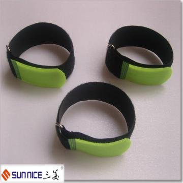 100% Nylon Hook and Loop Elastic Fastener
