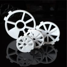 Abriebfeste Aluminiumoxid-Keramikventilkomponenten