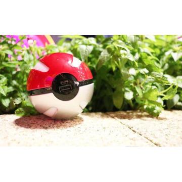 2016 nuevo diseño Pokemon Go Magic Ball Power Bank