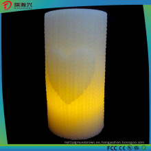 Novedad 6 velas LED sin llama Votive Light