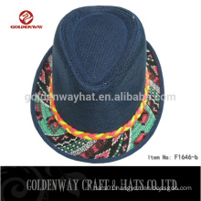 kid rock fedora hat/fancy hats children/children winter hats