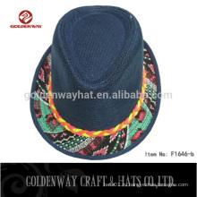 Малыш рок шляпа fedora / модные шляпы дети / дети зимние шапки