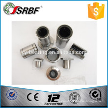 China chrome steel material LMF/LMK series square flange linear bearings