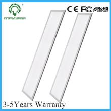 Espessura de alumínio 5 anos de garantia 2X2FT recessed a iluminação de painel do diodo emissor de luz