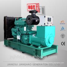 Estable para el generador diésel de trabajo continuo 300kw con CUMMINS NTA855-G2A