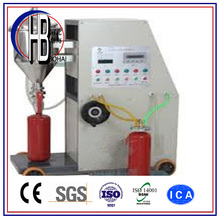 Automatic Fire Extinguisher ABC Filling Machine