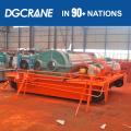 Treuil de glissière de bateau de traction de haute qualité pour le bateau