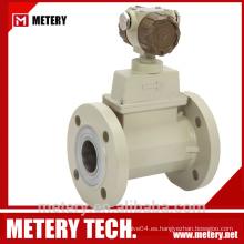 Sensor de flujo de gas tipo turbina MT100TB de METERY TECH.