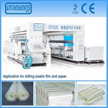 rouleau de 4200mm découpeuse rewinder machine papier machine refendage