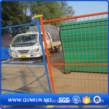 Galvanized Removable Temporary Building Fence Canada