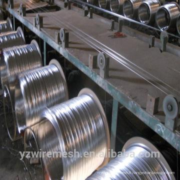 BWG 20 Galvanized Wire recherché par les clients indiens
