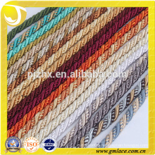 colored decorative Rope for Cushion Decor Sofa Decor Living Room Bed Room
