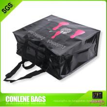 PP gewebte Reißverschlusstasche (KLY-PP-0193)
