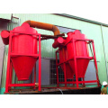 обработка отходов древесный уголь Карбонизации печи древесный уголь делая машину