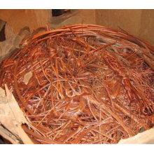 Copper Wire Scraps 99.99%, Brass Honey Scraps
