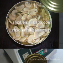 (BRC,FDA,ISO22000 certificate) canned shitake mushroom in jar from China