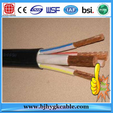 NYCY Energy Cable, Copper Wire y Copper Tape Shield