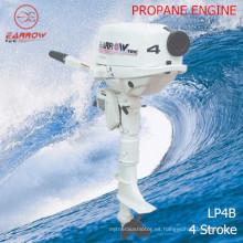 Motor de propano 4HP 4 golpes