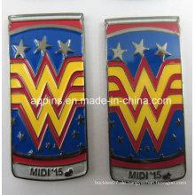 Nach Maß Metall Emblem als Brosche (Abzeichen-216)