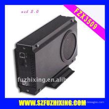 Big Fan 3.5 SATA HDD Gehäuse USB3.0