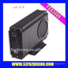 Большой вентилятор 3.5 SATA HDD Enclosure USB3.0