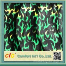 2014 nouveau design de haute qualité à bas prix vert velours tissu