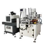 Automatic Stationery Ruler Screen Printer (HX-X4CJJ-UV)