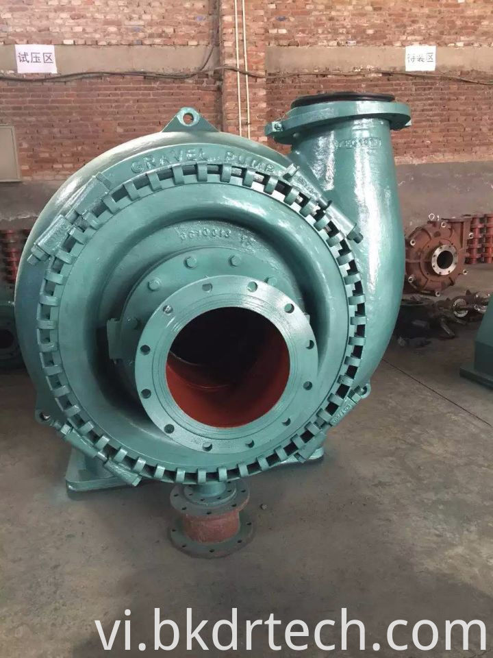 slurry pump for mining processing