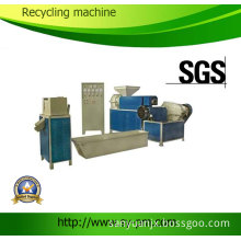 SJ-120 Professional Mother and Baby Waste PP PE Plastic Recycling Machine Price