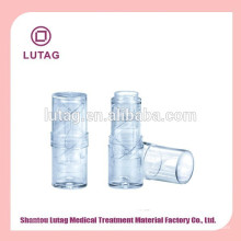 Transparent Empty Cosmetics Packaging Lip Balm Container