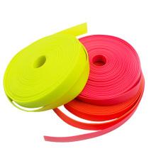 Großhandel 20mm Rubber Coated Gurtband für Hundehalsband