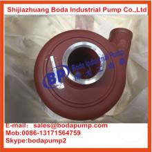High Seal Slurry Pump Parts Frame Plate Liner