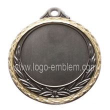 Custom Design Blank Medal Antique Copper Plating