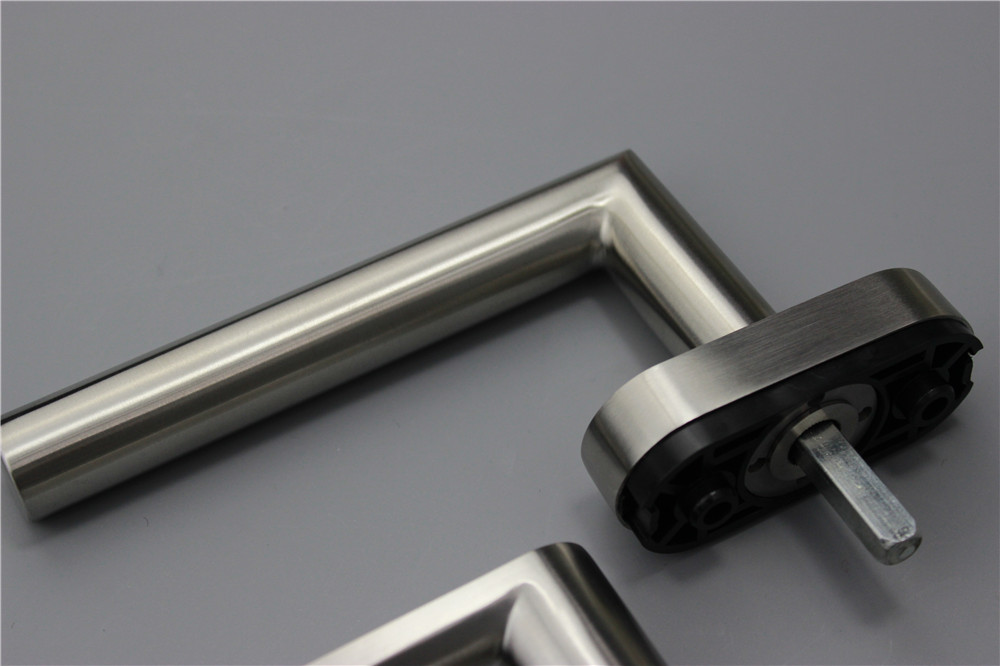 Square Tube Window Lever Handle