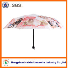 Japanese Comic and Animation Umbrella