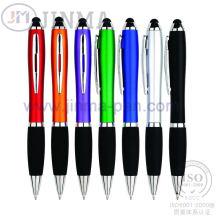 Die Förderung Geschenke Kunststoff Kugelschreiber Jm-6001e mit einem Stylus Touch
