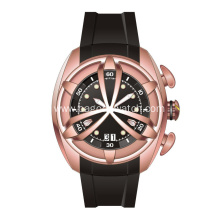 New design swiss quartz movement watches